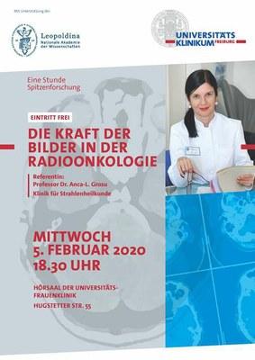 Die Kraft der Bilder in der Radioonkologie