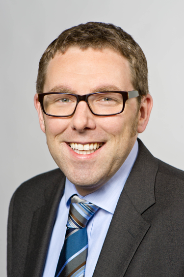 Neu an der Fakultät: Prof. Dr. Olaf Groß