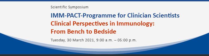 Banner IMM-PACT Symposium